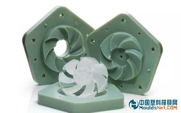 3D打印塑料模具与传统机加工模具大PK秦文宝设计图图片